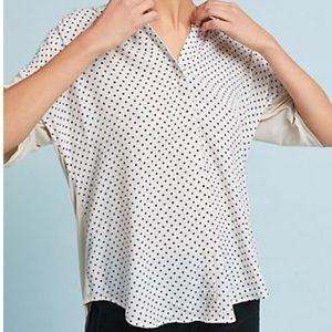 NWT - Anthropologie Alexa tunic top